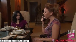 GirlfriendsFilms Janet Mason Tribbing..