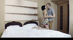 Hairy Milf Have Sex With Her Boyfriend BVR