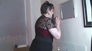 Busty Mature Slut Alison