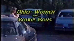 Older Women Young Boys ( vintage )